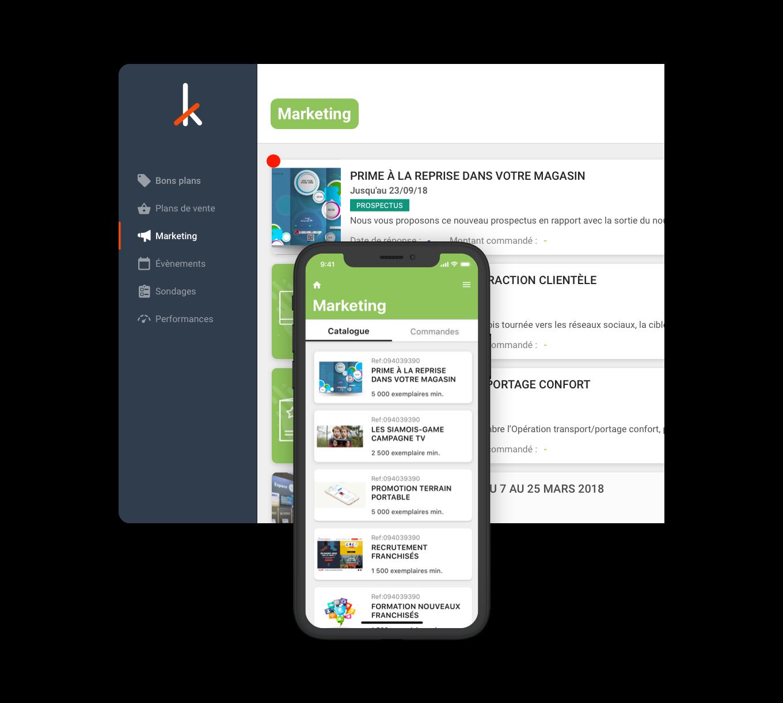 modules - marketing