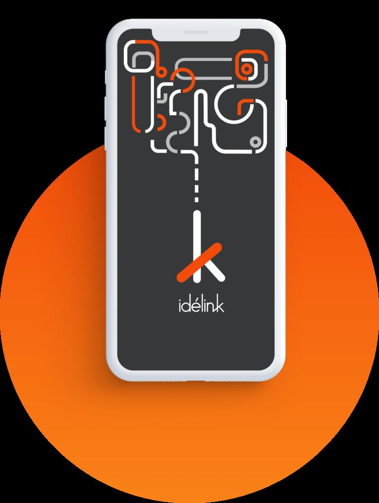 Agence De Communication Roubaix idélink - solution digitale des réseaux de points de vente