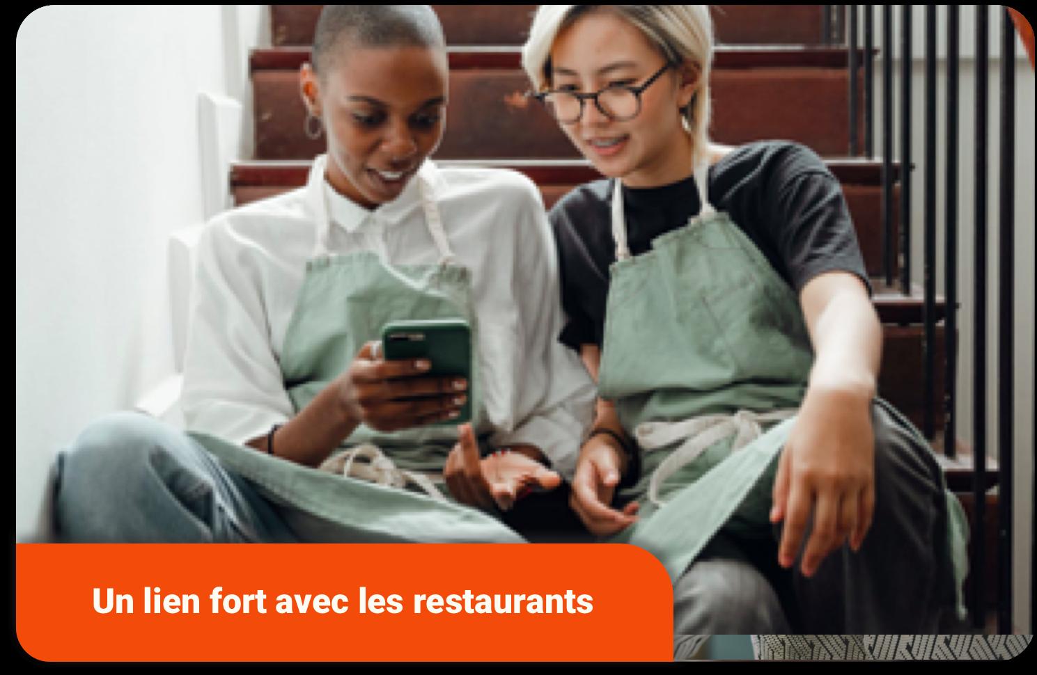 Des restaurants alignés pour un réseau performant